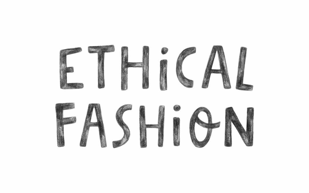 Cette année, mon dressing sera éthique! 🌿